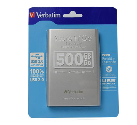 Verbatim 500 GB